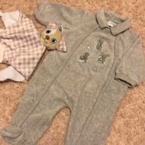 3-6 month pajamas